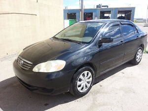 Clean 2003 Toyota Corolla LE-Economical and Dependable Ride