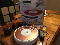 Irobot 530 and extra accessories
