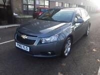2012 Chevrolet Cruze 1.8 auto LTZ 5 Door Great Spec