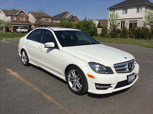 2012 Mercedes C250 4MATIC Sport Sedan