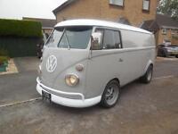 Volkswagen T2 Splitscreen Camper Van