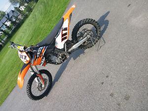 sxf 250 2010