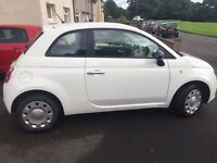 2012 Fiat 500 Pop 1.2L. 28000 miles Excellent condition. Full service history. MOT May 2017