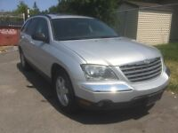 CHRYSLER PACIFICA  AUTOMATIC.165KM. LEATHER ONLY  ON SPECIAL