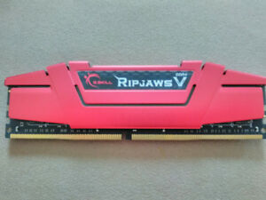 G.SKILL Ripjaws V Series 32GB (2 x 16GB) DDR4 RAM