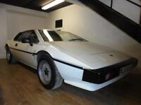 1982 Lotus Esprit S3 ** 23K MILES *ONLY 2 FORMER KEEPERS *DRY STORED SINCE 1993*