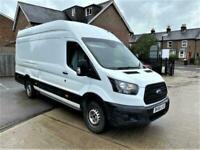 2018 Ford Transit 2.0 350 EcoBlue RWD L4 H3 EURO 6 + JUMBO + XLWB + EURO 6 + 76K