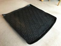 Audi A4 Avant Rubber boot liner. 2007-2015 model