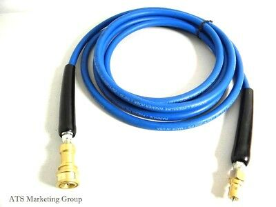 Carpet Cleaning - 15 High Pressure Hose Wquick Disconnect