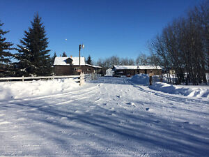 ACREAGE FOR SALE! 2800 Sq Foot House on 14.5 Acres