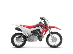 2018 Honda CRF110F STANDARD / 14$/sem