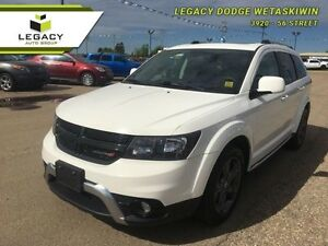 2014 Dodge Journey Crossroad  - Bluetooth -  leather seats
