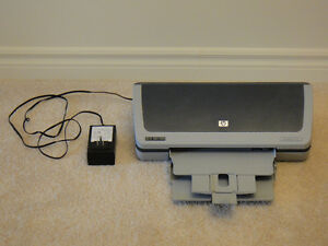 Hp Ink Jet Printer - Works!