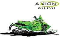 2016 Arctic Cat ZR 9000 LIMITED (129) 65,96$/SEMAINE