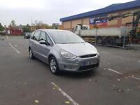 2006 Ford S-Max 1.8 TDCi Zetec 5dr (6 speed)