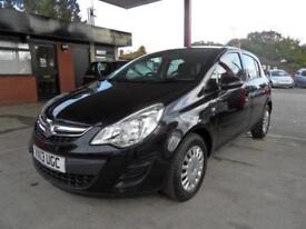 13 (13) VAUXHALL CORSA 1.2 S 5DR ONE PREVIOUS OWNER. FULL SERVICE HISTORY