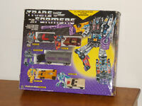 Large Vintage G1 Transformers Toy Lot - 1980's - MIB/Complete