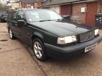 1996 VOLVO 850 2.5 TURBO MANUAL ESTATE AWD