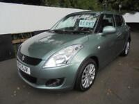 2013 Suzuki Swift 1.2 SZ4 5dr Auto 5 door Hatchback