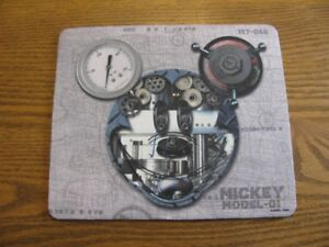 MICKEY  MOUSE  MOUSE  PAD