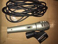 M audio equipment