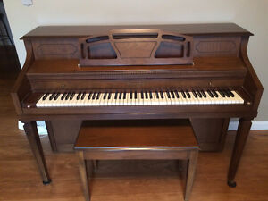 Mason & Risch Upright Piano