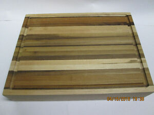 Wood cutting boards & serving trays -great Christmas Gifts. Kitchener / Waterloo Kitchener Area image 2