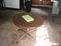 24'' round end table only $6.50