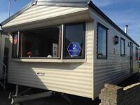 Static Caravan Clacton-on-Sea Essex 2 Bedrooms 6 Berth Willerby Rio 2010 St