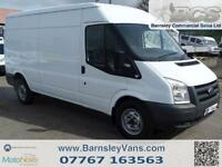 2011 61 FORD TRANSIT T350 LWB HIGH ROOF