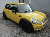 2007 Mini Hatchback 1.4 One 3dr 3 door Hatchback