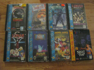 Sega CD Games Cambridge Kitchener Area image 2