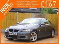 2007 BMW 3 Series 320i SE 6 Speed Bluetooth Full Leather Parking Sensors Air Con