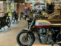 Royal Enfield Interceptor 650 Twin 2021 *All colours in stock*