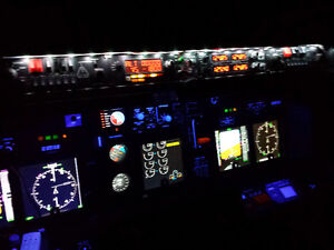 Flight Simulator Boeing 737 Everyone can Fly..BEST OFFER TAKES Edmonton Edmonton Area image 10