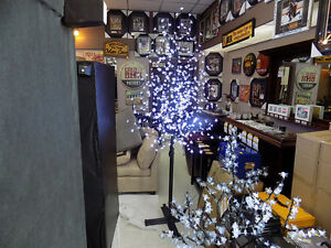"Tree Lights,Stools outdoor 24"" $69.  all TAX INCL. Call 727-5344"
