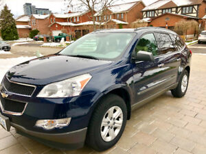 Good condition 2010 Chevrolet Traverse