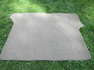 Trunk mat protege coffre tapis Volvo XC70