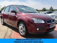 2005 FORD FOCUS GHIA 1.6 2 KEYS LONG MOT 5DR 116 BHP