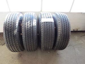 Pneus Michelin Cross Terrain SUV 255-75R17