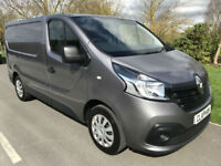 2015 15 RENAULT TRAFIC BUSINESS+ SL27 1.6DCI 120BHP ANY UK DELIVERY