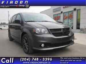 2017 Dodge Grand Caravan SXT - SXT Plus Group - $211.70 B/W