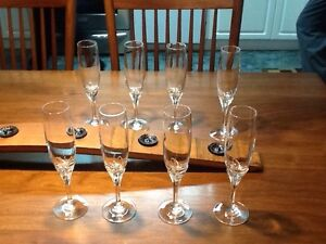 Champagne flutes London Ontario image 1