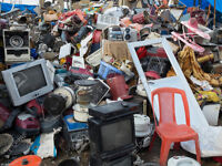 Cheapest Junk Removal, Any Garbage or Waste 25$ and up