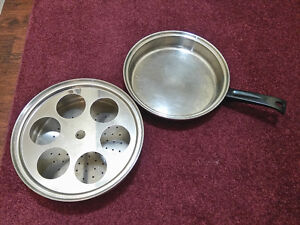 Stove Top Egg Poacher - poaching cups not included Kitchener / Waterloo Kitchener Area image 2