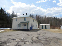 Maison à vendre avec terre - 1465 route 170 - Sagard - 125 000$