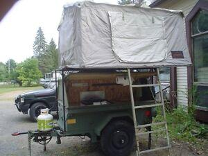 M101 remorque trailer off-road camper expedition