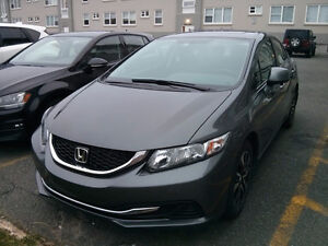 Price reduced. 2013 Honda EX Sedan