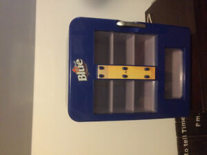 Labatt blue dispenser beer fridge