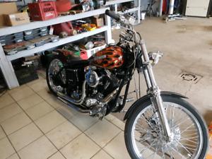 1985 Harley Davidson fxw